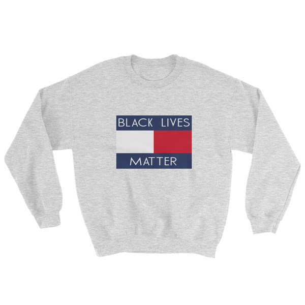 Tommy Black Lives Matter Sweatshirt