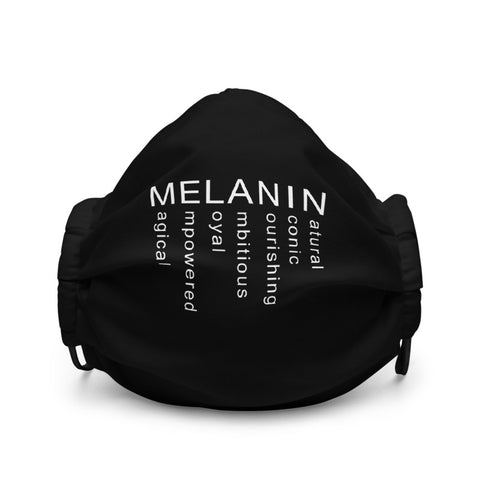 Melanin Drip Face Mask