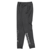 Flowers Unwatered Skinny Joggers