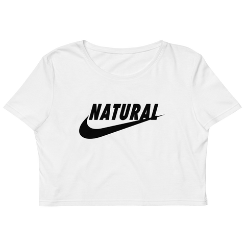 Just Natural Organic Crop Top