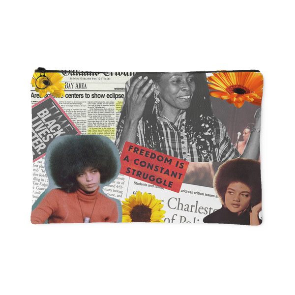 Women of the Revolution Canvas Pouch