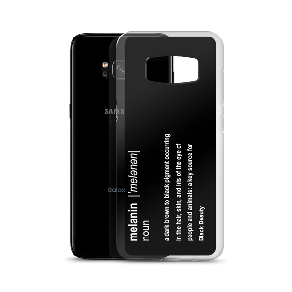 Melanin Definition Samsung Galaxy Case