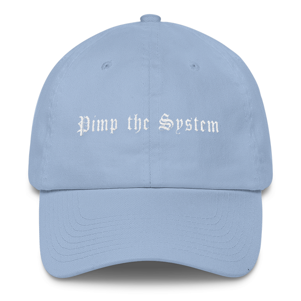 Pimp The System Dad Hat
