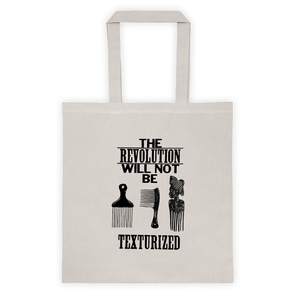 Revolution Will Not Be Texturized Reusable Tote