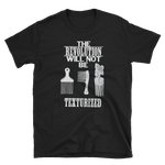 Revolution Will Not Be Texturized T-Shirt