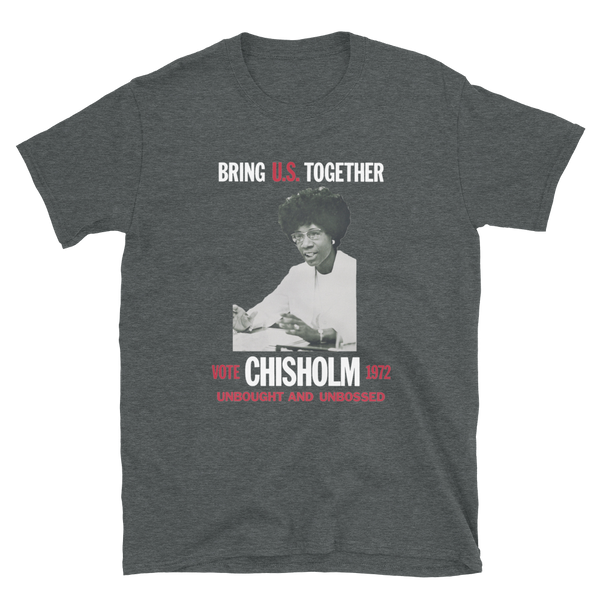 Shirley Chisholm for President Vintage T-Shirt