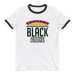 Support Black Colleges Ringer T-Shirt