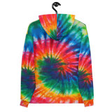 Support Black Artists Tie-Dye Hoodie