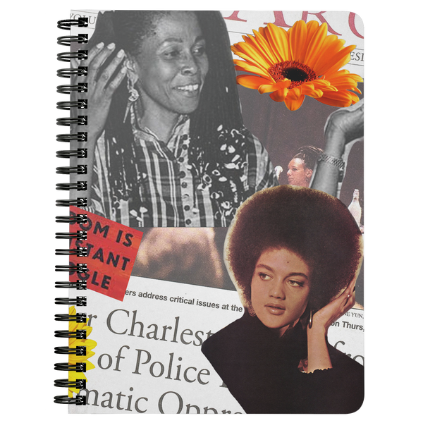 Women of the Revolution Spiral Notebook