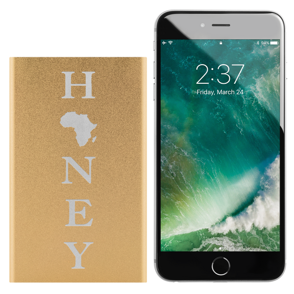 Honey Africa Portable Charger