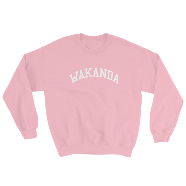 Wakanda University Crewneck