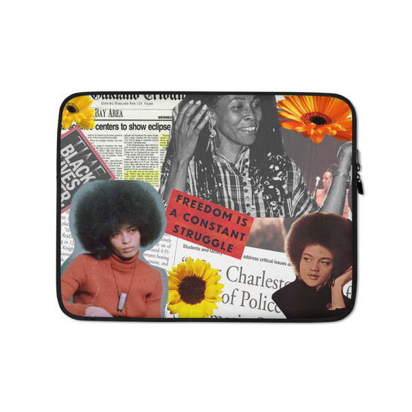 Women of the Revolution Laptop Sleeve