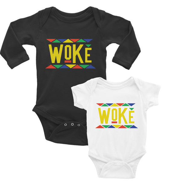 Woke Infant Onesie