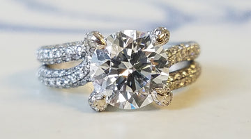 Custom Designed Engagement Rings