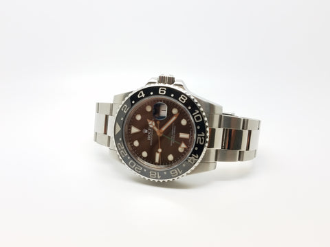 Rolex GMT Master II Joseph Diamonds Rolex Buyer, Sell Your Rolex