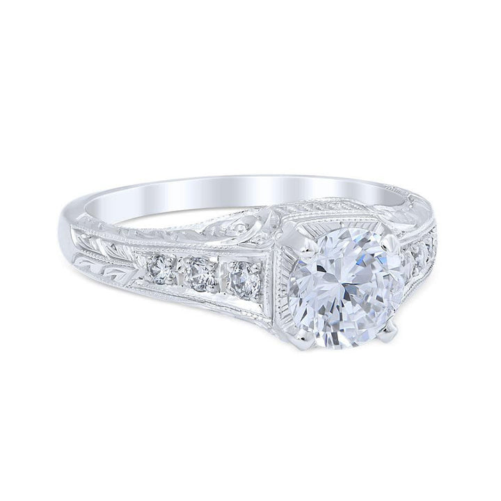 CATARINA Vintage Inspired Engagement Ring