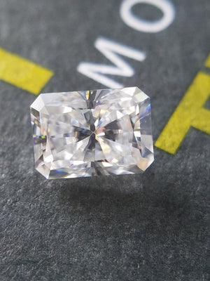 Radiant Cut Neo Moissanite E-F Vs-Vvs Colorless Loose Moissanite 1,2,3,4,5,6 ct