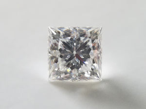 Princess Cut Loose Moissanite Square Brilliant Neo Moissanite Colorless E-F Vs-Vvs Loose-Moissanite 1,2,3,4,5,6 ct