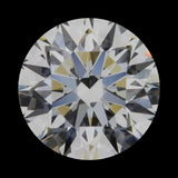 GIA Certified 1.05 Round Brilliant Diamond H VS1 Triple Excellent