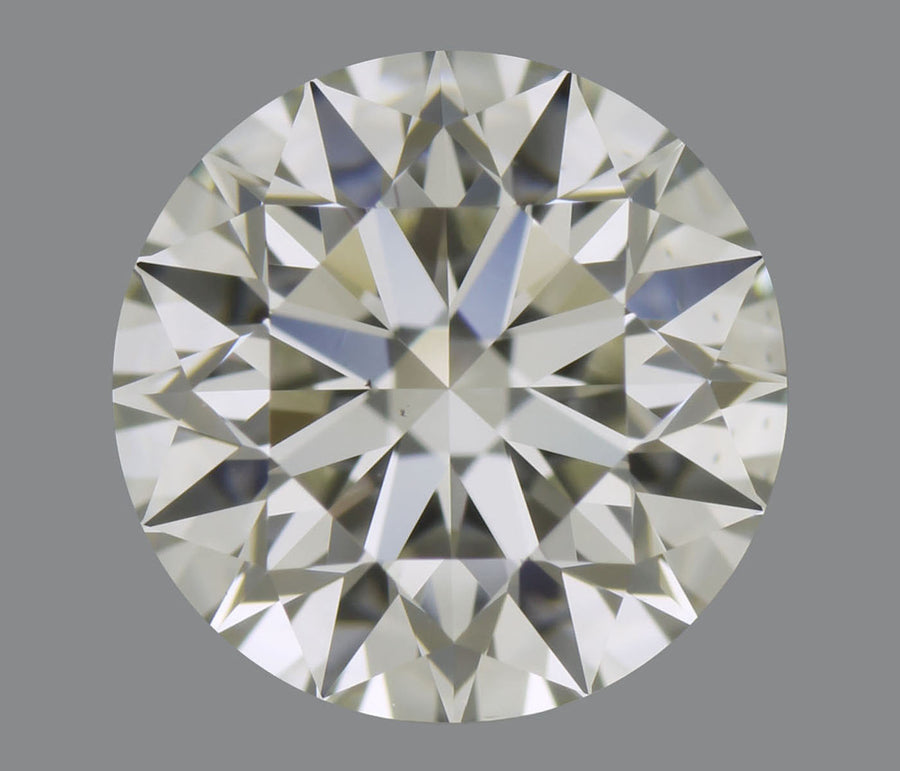 GIA Certified 1.01 ct Round Brilliant Diamond J VS1 Triple Excellent Stone