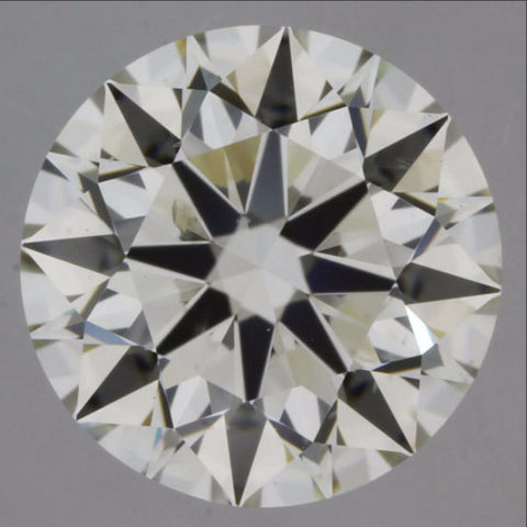 GIA Certified 1.01 ct Round Brilliant Diamond I SI-1 Triple Excellent Stone