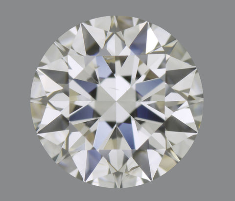 GIA Certified 1.01 ct Round Brilliant Diamond G SI-1 Triple Excellent Stone