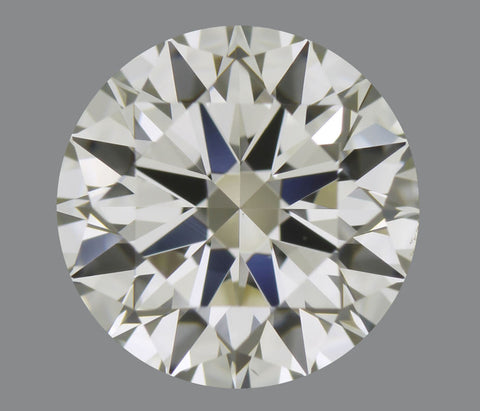 GIA Certified 1.00 ct Round Brilliant Diamond K VS1 Triple Excellent Stone