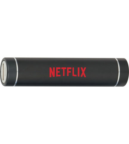 Cylindrical Portable Charger
