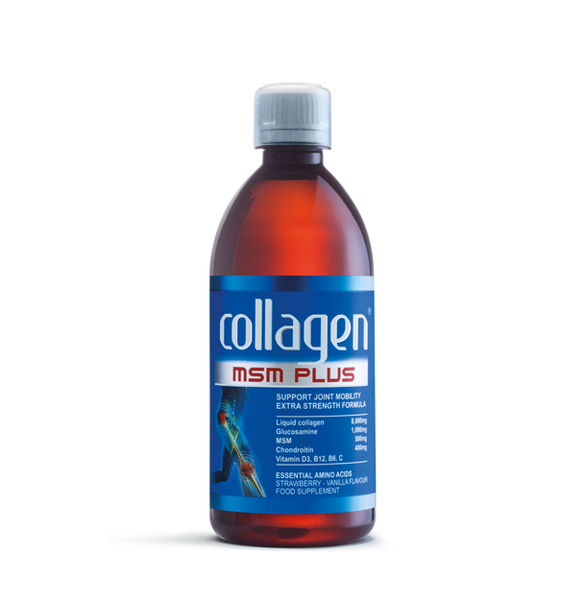 Collagen MSM plus®  500ml 20 Day Food Supplement