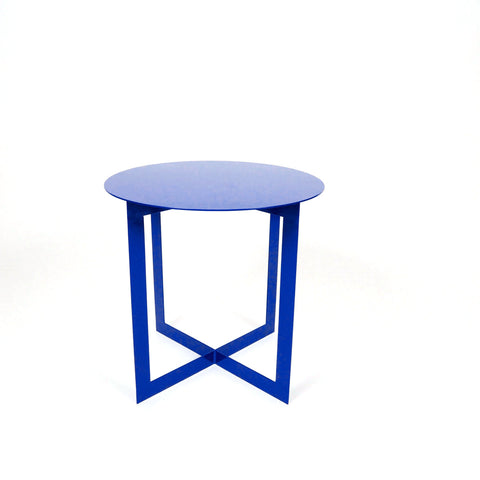 COFFEE / SIDE TABLE - blue