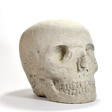 CONCRETE SKULL - Richard of England