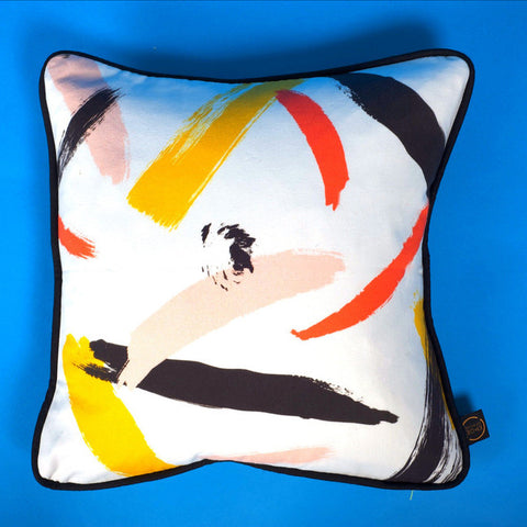 PLAYPAINT Square Cushion