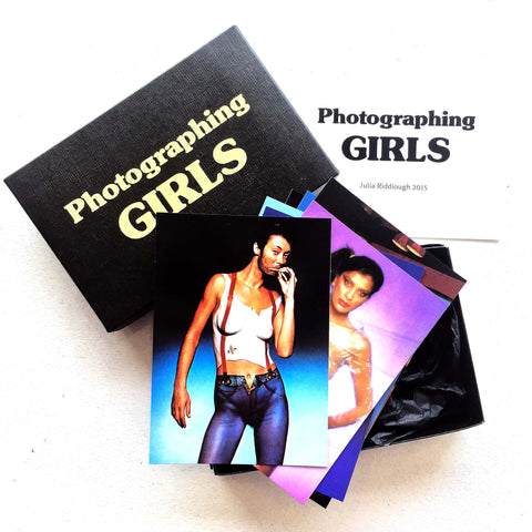 Julia Riddiough - Photographing Girls