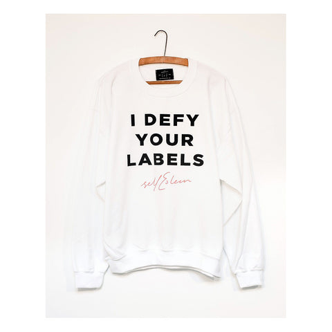 Rebecca Lucy Taylor - Self Esteem : I Defy Your Labels