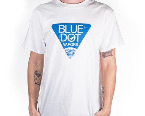 Blue Dot T Shirt