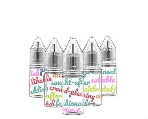 5 Bottle Best Sellers Sample Pack (50ml)