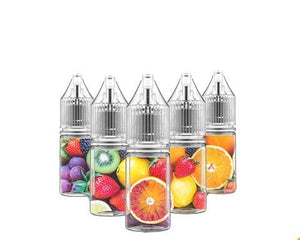 5 Bottle Fruit Flavors Sample Pack (50ml)