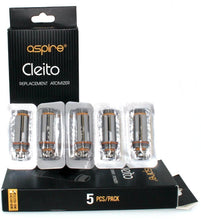 Coils - Aspire Cleito (Pack of 5)