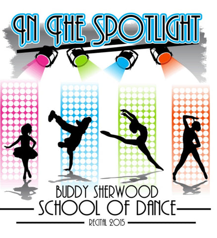 Buddy Sherwood School of Dance-2015