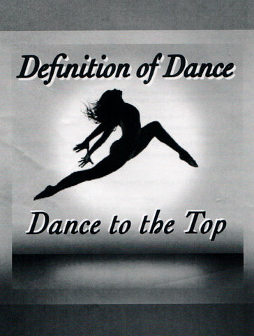 Definition of Dance-2016