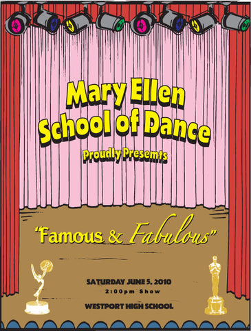 Mary Ellen School of Dance-2010