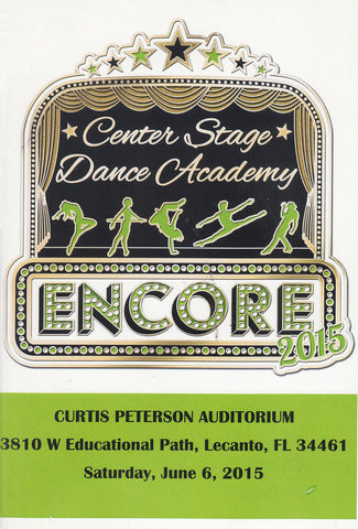 Center Stage Dance Academy-2015
