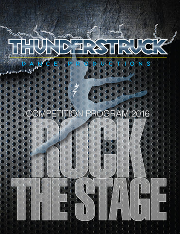 Thunderstruck Video 2016 - Pick how many routines