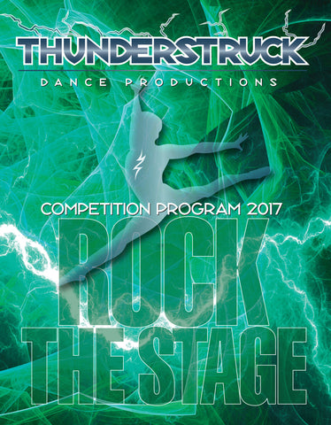 Thunderstruck Video 2017 - Pick how many routines