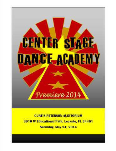 Center Stage Dance Academy-2014