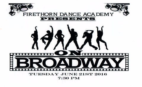 Firethorn Dance School - 2016