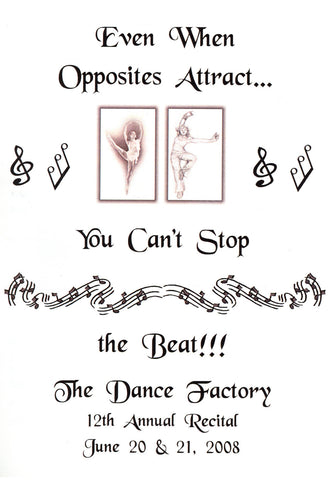 The Dance Factory-2008