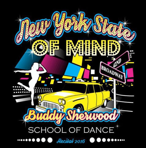 Buddy Sherwood School of Dance-2016