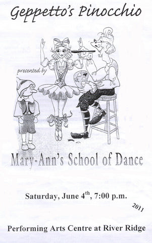 Mary-Ann's School of Dance - 2011