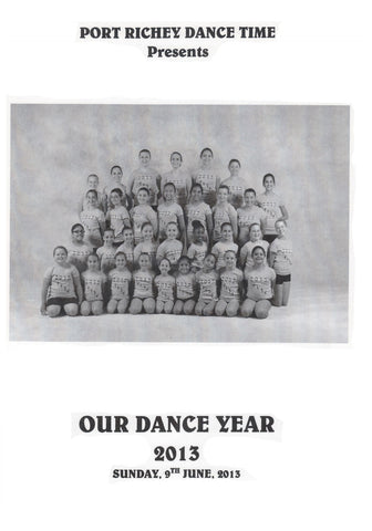 Port Richey Dance Time - 2013